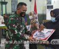 Kodim 0803/Madiun Salurkan 4.800 Paket Bantuan Tunai PKL dan Warung