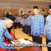 Bupati Sambari Halim Lantik 375 Pejabat Baru Pemkab Gresik