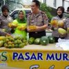 Kapolrestabes Surabaya Ikut Ramaikan Pasar Murah Artotel