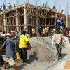 Koramil Sugihwaras Karya Bakti Bersama Warga Cor Atap Masjid Al- Islah Glagahwangi