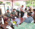 Danrem 083 Kunjungi Probolinggo Tinjau Pembangunan Rumah Layak Huni Program Kodim 0820