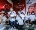 Terkesan Eri Cahyadi Sukses Tata Kampung, Warga Wiyung Gotong Royong Dirikan Posko Pemenangan