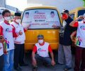 Paslon SanDi Kampanye Temui Masyarakat Dengan Cara Blusukan