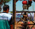 Atasi Kekeringan, NH Zakatkita Bersama Lazis PJB Gresik Bangun Sumur Bor