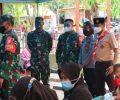 Dandim 0814 Jombang Pantau Penyaluran BLTPKW di Koramil Kesamben