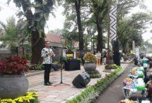 Wali Kota Malang Resmikan Pedestrian Jalan Ijen