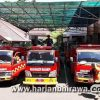 Musim Penghujan Terjadi Penurunan Kasus Kebakaran di Kabupaten Malang