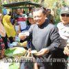 Wakil Wali Kota Probolinggo Buka Pasar Tradisional Kampung Barongan